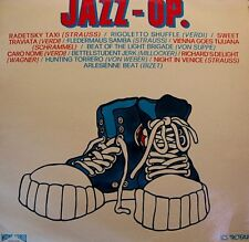 ++RICHIE BENNET jazz-op LP TRETEAUX radetsky taxi/sweet traviata/caro nome VG++