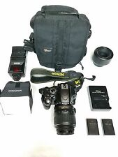 Nikon D5100 Bundle w/ 18-55mm and 50mm lens