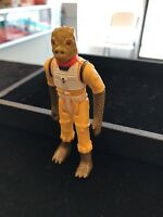 1982 Bossk Bounty Hunter Star Wars Action Figure