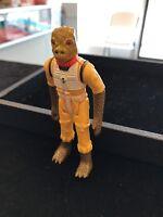 1982 Bossk Bounty Hunter Star Wars Action Figure