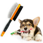 Hartz Combination Dual Bristle and Pin Pet Brush With Comfort Grip Handle