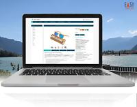 eBayvorlage 2021 Template Design Ocean mobile optimiert + kostenloser Editor