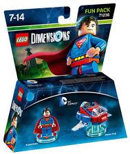 Lego Dimensions Fun Pack 71236 DC Comics Superman NEW