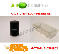 PETROL SERVICE KIT OIL AIR FILTER FOR TOYOTA AYGO 1.0 68 BHP 2005-