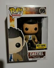 Funko POP: Castiel (Winged) #95 Pop Vinyl Pop Television HT EXCL *FREE SHIPPING!