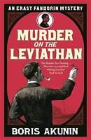 Murder on the Leviathan, Boris Akunin   Paperback Book   Good   9780753818435