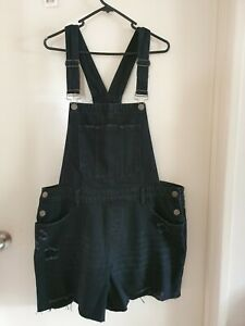 City chic Short Overall Destressed xs 14