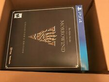 The Elder Scrolls Online: Morrowind - Collectors Edition [PlayStation 4 PS4] NEW