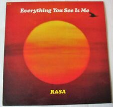 RASA (LP 33T)  EVERYTHING YOU SEE IS ME