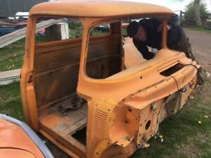 1956 Ford F100 Pickup Cab and Doors only  Classic American Import Hot Rod