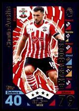 Match Attax 2016-2017 EXTRA Charlie Austin Southampton Update Card No. UC22