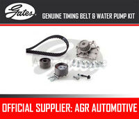 GATES TIMING BELT AND WATER PUMP KIT FOR VOLVO XC90 I D5 185 BHP 2006-