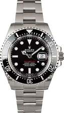 Rolex Red Sea-Dweller 50th Anniversary Stainless Steel Ceramic 43mm 126600