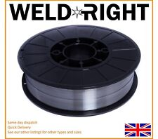 Weld Right® 316 LSI Stainless Steel Mig Welding Wire Spool Reel - 0.8mm x 0.7kg