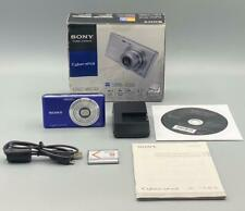 SONY CYBER-SHOT DSC-W530 14.1 MP DIGITAL STILL CAMERA-BLUE  #B7