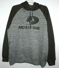 MOSSY OAK FLEECE HOODIE SWEAT SHIRT SWEATER MEN 2XL(50-52)