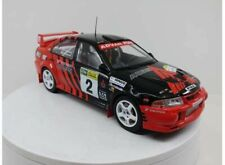 Triple 9 Mitsubishi Lancer Evolution VI Ganador Rally de Canberra 1999 #2 1/18 Nuevo