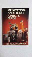 "2 Vintage Aviation Books "" MEDICATION AND FLYING, & FEDERAL AVIATION REGULATIONS"