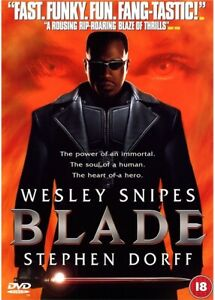 Blade (DVD, 1999)