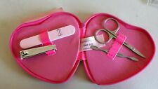 Hunkemoller 4 in 1 Nail Cutter Scissors Grooming Tool Manicure Kits