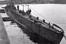 """WW2 - Sous-marin le """"Rubis"""" des Forces navales françaises libres"""
