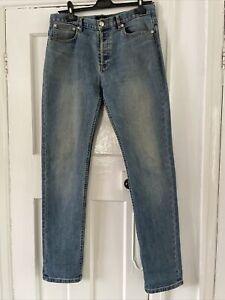 APC Size W32 L32 Blue Jeans