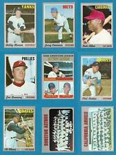 1970 Topps Baseball U Pick (1)