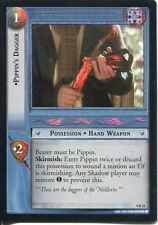 Lord Of The Rings CCG Reflections Foil Card  9R21 Pippins Dagger