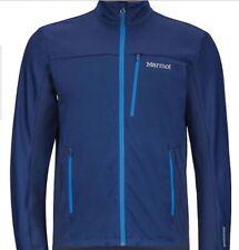 New Marmot Leadville Jacket Size Xl Color Navy Blue