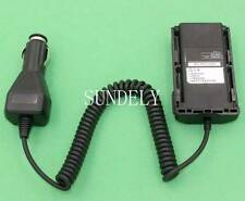 For ICOM Radio BP-230N BP-231N Car Charger Battery Eliminator  IC-F34 IC-F43