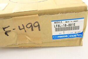 New OEM Engine Control Module ECM Power PCM Mazda 3 2010 2011 LF8L-18881-J 2.0