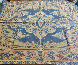 Vintage Middle Eastern Tapestry Tablecloth  WW436