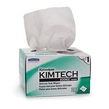 Kimwipes  280 wipes/box  30 boxes/case 1 cs