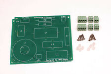Pair of Crossover Pcbs for the Solstice Mltl Diy speaker design - Pcb Board Kit