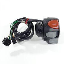 Bmw f650 f650gs e650g interruptor manillar interruptor de derecha sólo grifo 11832km