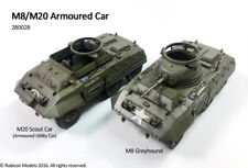Rubicon Models 280028 - US M8/M20 Armoured Car For Bolt Action
