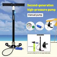 SMACO Scuba Oxygen Cylinders Inflator Air Pump Diving Hand Pump W/Pressure  !!