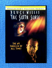 Dvd The Sixth Sense Special Features Stars Bruce Willis Ghostly Story
