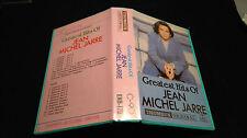 Jean Michel Jarre Greatest Hits of * RARE thomsun tape *