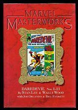 Marvel Masterworks ~ Daredevil #1-11 ~ Volume 17 ~ First Printing ~ 1991