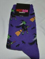 NEW HOTSOX Halloween Witches Crew Socks