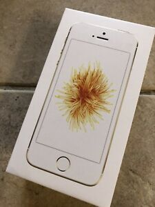 Apple iPhone SE - 128GB - Gold (Unlocked) A1662 (CDMA + GSM)