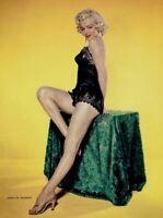 Marilyn Monroe 1955 Vintage Pinup Litho John Florea Promo Photo Publicity COA