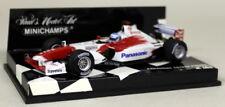 Minichamps 1/43 Scale 400 020024 Panasonic Toyota TF102 M. Salo Diecast F1 Car