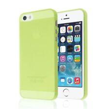 Carcasas Para iPhone 5c color principal verde para teléfonos móviles y PDAs