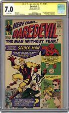 Daredevil #1 CGC 7.0 SS 1964 2084900001 1st app. Daredevil