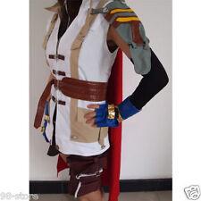 Brand new Final Fantasy XIII Lightning Halloween Cosplay Costume SIZE S