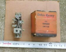 NOS DELCO HEADLIGHT SWITCH 1949-50 CHEVY CARS +MACK BUICK CADILLAC IHC +MORE