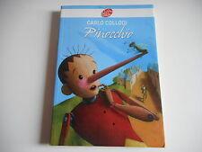 LIVRE DE POCHE - PINOCCHIO - CARLO COLLODI