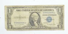 Godless In God We Trust Not Printed $ Silver Certificate 1935 Rare Variety *083